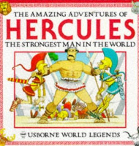 9780860205760: Amazing Adventures of Hercules (World legends)