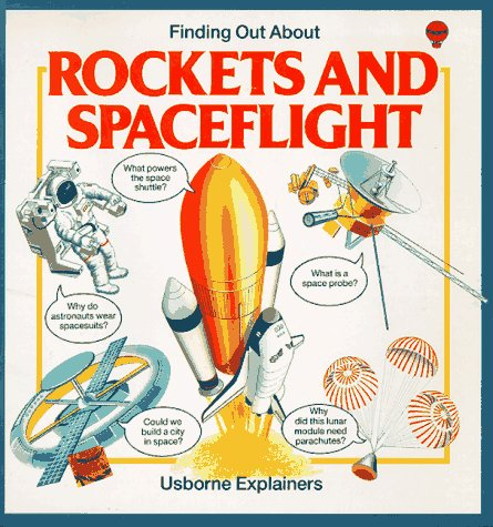 9780860205845: Finding Out about Rockets and Spaceflight (Usborne Explainers)