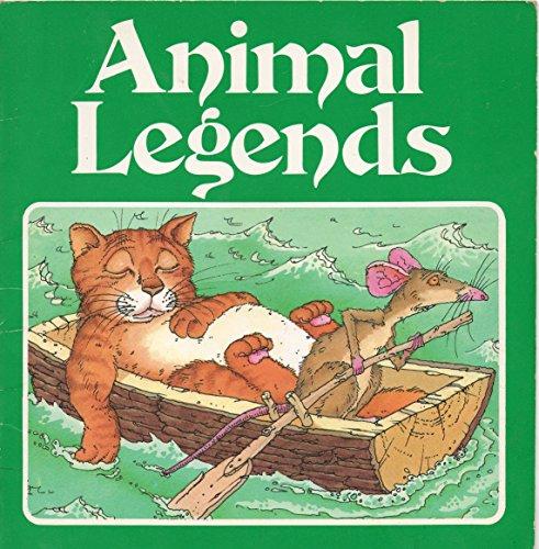9780860206729: Animal Legends (Usborne story books)