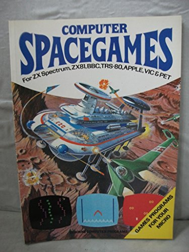 9780860206835: Computer Space-games (Usborne computer programs)