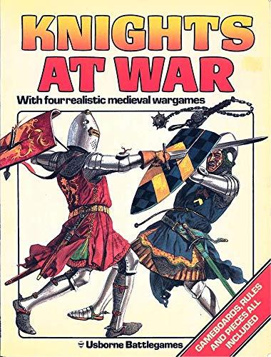 9780860206972: Knights at War (Battlegame Books)