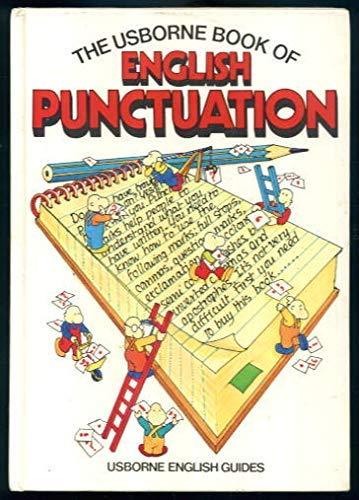 9780860207023: Usborne Book of English Punctuation (English Guides)