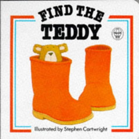 9780860207153: Find the Teddy (Find it Board Books)