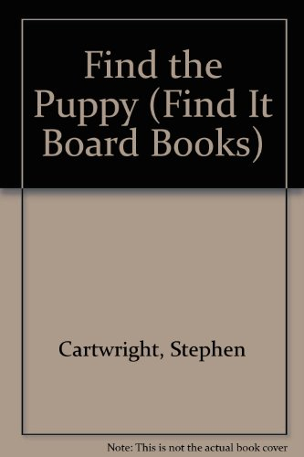 9780860207177: Find the Puppy (Find it Board Books)