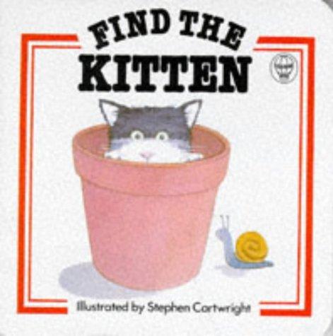 9780860207184: Find the Kitten (Find It Board Books)