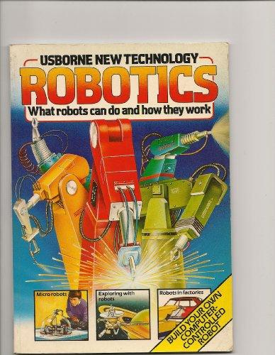 9780860207245: Robotics (New Technology)
