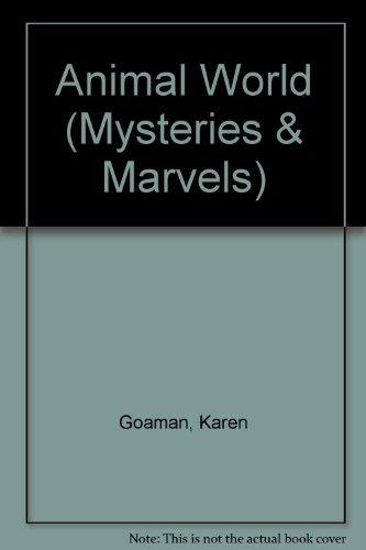 9780860207528: Animal World (Mysteries & Marvels)