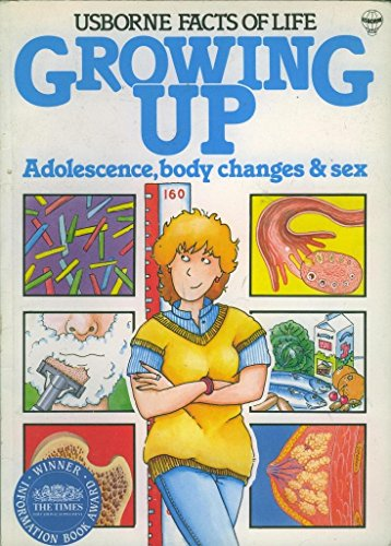 9780860208372: Growing Up (Usborne Facts of Life)