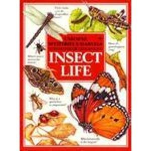 Mysteries and Marvels of Insect Life (Mysteries: Owen, Jennifer; Jackson,