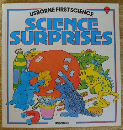 Science Surprises (Usborne First Science): Gaby Waters