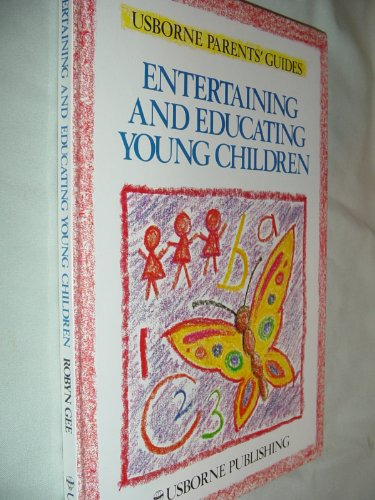 9780860209430: Entertaining and Educating Young Children (Parents' guides)