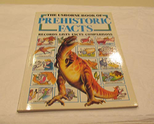 The Usborne Book of Dinosaurs