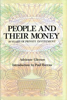 People and their money: 50 years of private investment: Gleeson, Adrienne