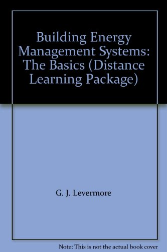 9780860222057: Building Energy Management Systems: The Basics