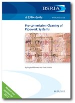 9780860227151: Pre-commission Cleaning of Pipework Systems (BG 29/2012)