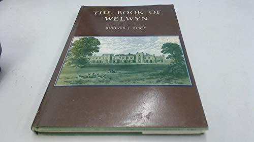 9780860230236: Book of Welwyn