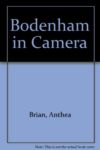 9780860233039: Bodenham in Camera