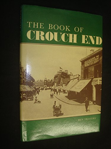 The Book of Crouch End: Travers, Ben