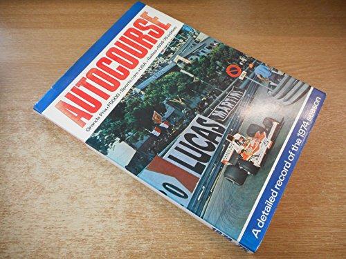 9780860240129: Autocourse 1974-75: International Motor Racing and Rallying
