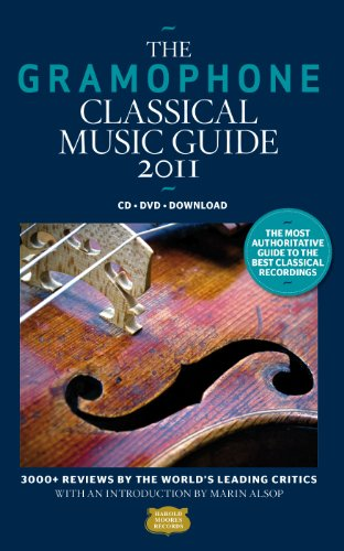 9780860249238: The Gramophone Classical Music Guide 2011