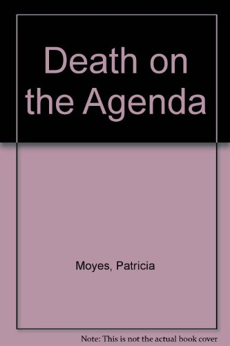 9780860250036: Death on the Agenda