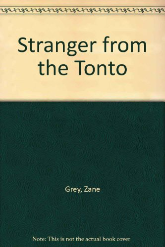 9780860250159: Stranger from the Tonto