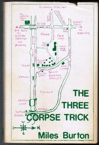 Three Corpse Trick (9780860250371) by Burton, Miles