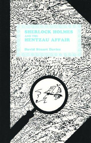 9780860252740: Sherlock Holmes and the Hentzau Affair