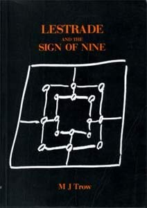 9780860252955: Lestrade and the Sign of Nine