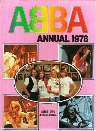 9780860300670: Abba Gift Book. 1977. Hardcover.