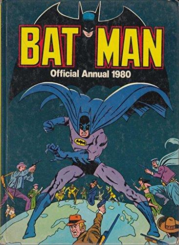 9780860301875: Batman Official Annual 1980