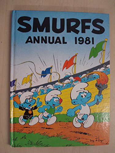 9780860302919: Smurfs Annual 1981