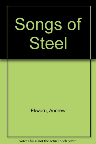 9780860361053: Songs of Steel