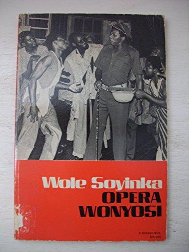 Opera Wonyosi (0860361330) by Wole SOYINKA