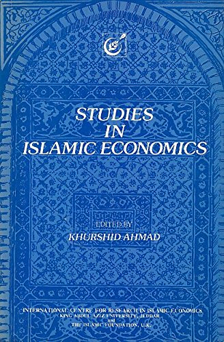 9780860370673: Studies in Islamic Economics (Perspectives of Islam)