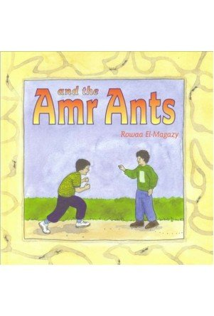 Amr and the Ants: El-Magazy, Rowaa