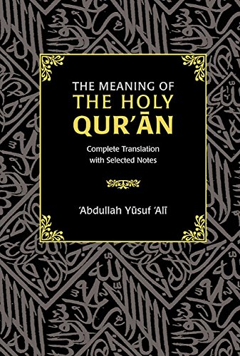 9780860373711: Meaning of the Holy Qur'an