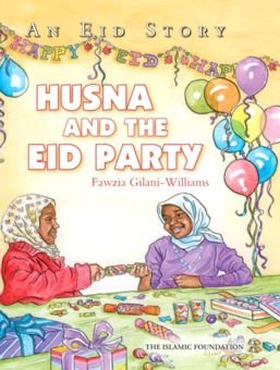 9780860374060: Husna and the Eid Party