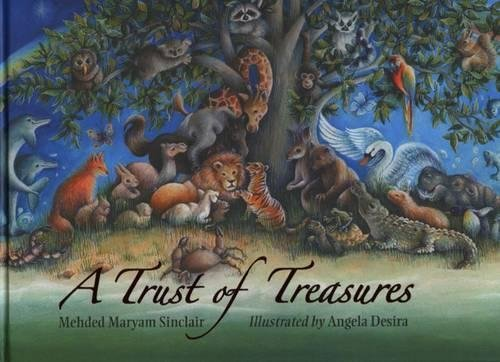 9780860374626: A Trust of Treasures