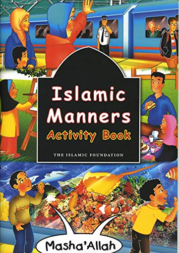 9780860374633: Islamic Manners Activity Book