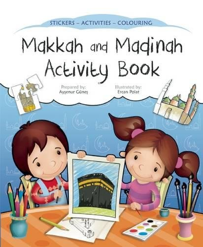 9780860375449: Makkah and Madinah Activity Book (Discover Islam Sticker Activity Books)