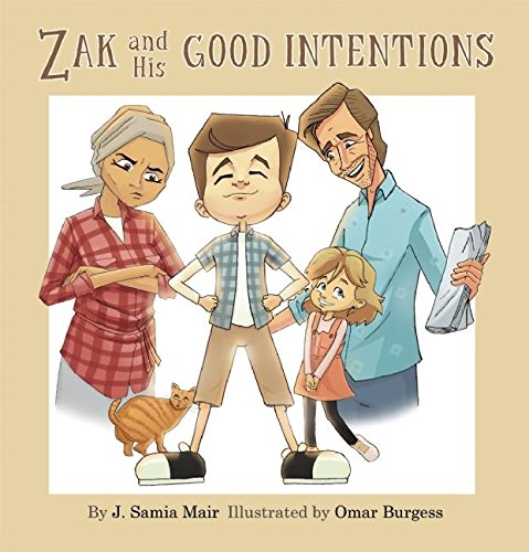 9780860375814: Zak and His Good Intentions