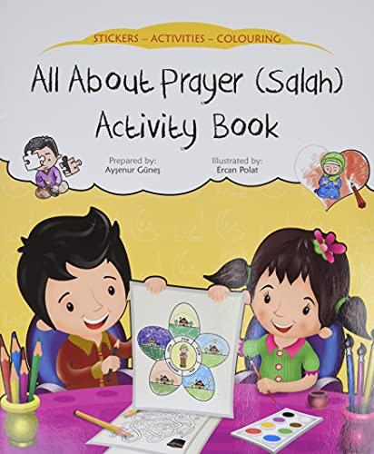 9780860376101: All about Prayer (Salah) Activity Book (Discover Islam Sticker Activity Books)