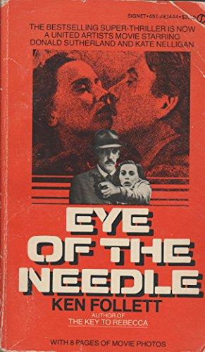 Eye of the Needle: Ken Follett