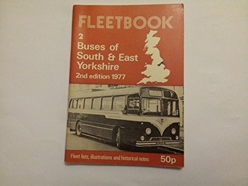 9780860470229: Buses of South and East Yorkshire (Fleetbook)