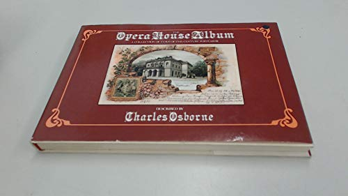 Opera House album: a collection of turn-of-the-century postcards (0860510786) by OSBORNE,Charles