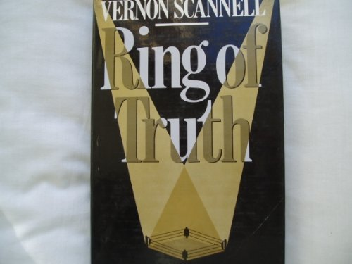 Ring of Truth (0860512444) by VERNON SCANNELL