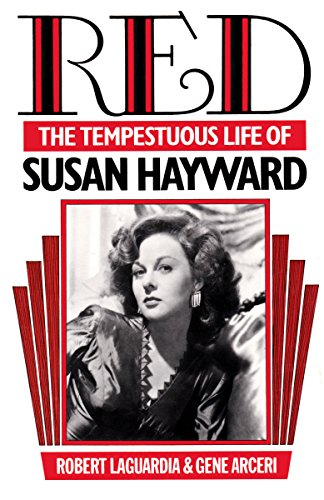 9780860513742: Red: The Tempestuous Life of Susan Hayward