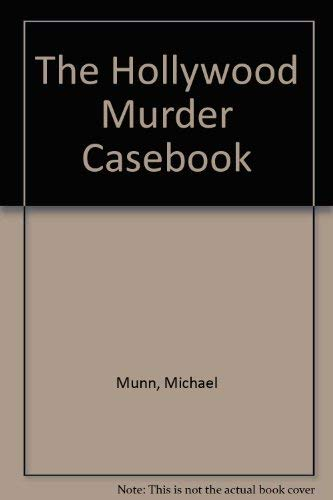 9780860514145: The Hollywood Murder Casebook
