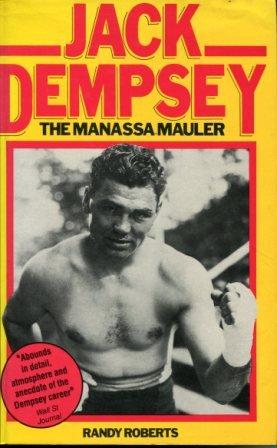 9780860514220: Jack Dempsey, the Manassa Mauler